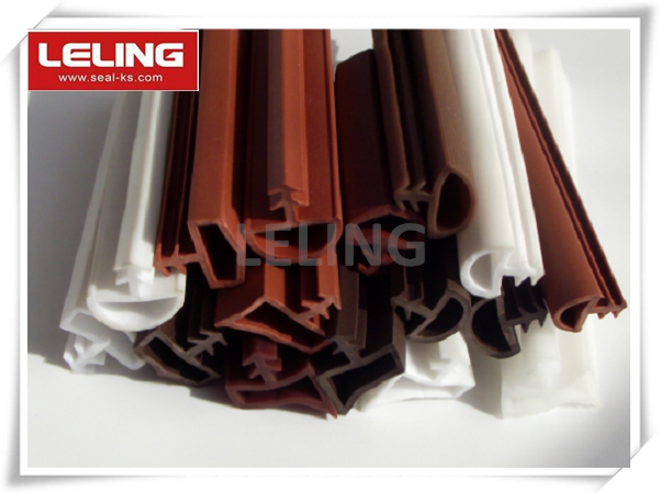 PVC Sealing Strip on Interior Door